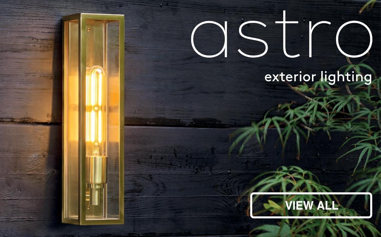 Astro Exterior Lighting