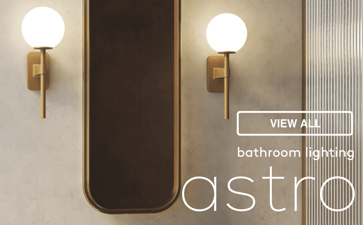 Astro Bathroom Lighting