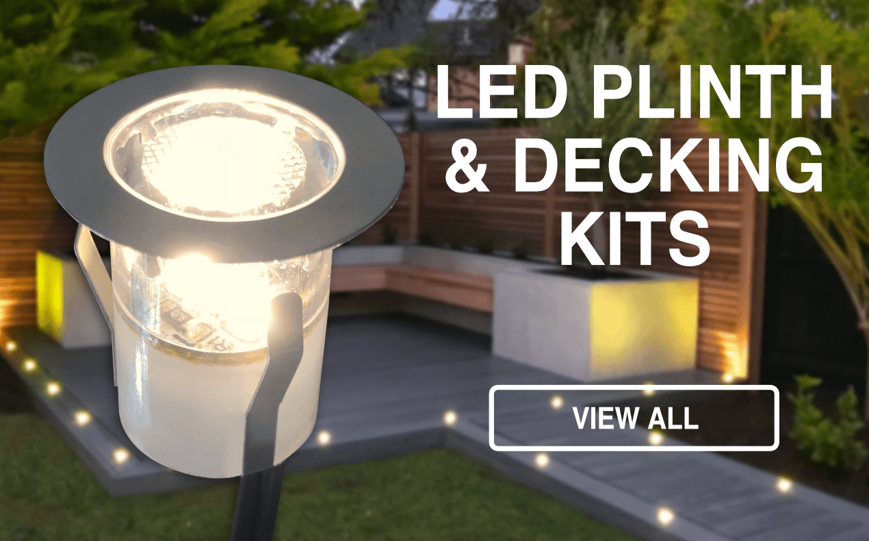 Decking and Plinth Kits