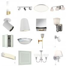 Click to browse View All Bathroom Lighting