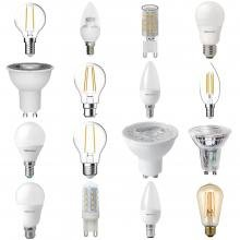 Click to browse View All Clearance LED Light Bulbs
