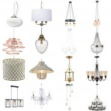 Click to browse View All Dining Room Lighting