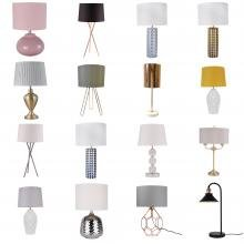 Click to browse View All Clearance Table & Task Lamps