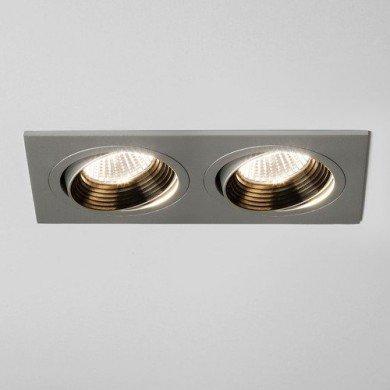 Astro Lighting - Aprilia Twin 3000K 1256028 (5763) - Anodised Aluminium Downlight/Recessed Spot Light