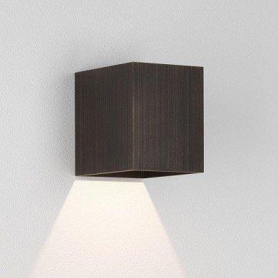 Astro Lighting - Kinzo 110 LED 1398004 (8166) - Bronze Wall Light