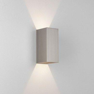 Astro Lighting - Kinzo 210 LED 1398007 (8169) - Matt Nickel Wall Light
