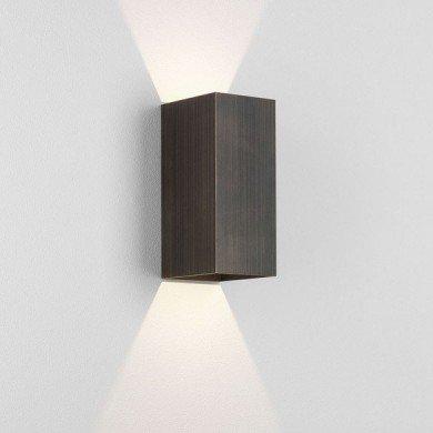 Astro Lighting - Kinzo 210 LED 1398008 (8170) - Bronze Wall Light