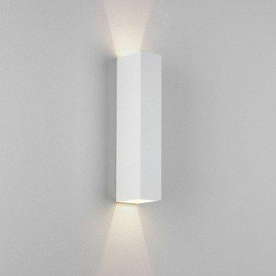 Astro Lighting - Kinzo 300 LED 1398010 (8172) - Textured White Wall Light