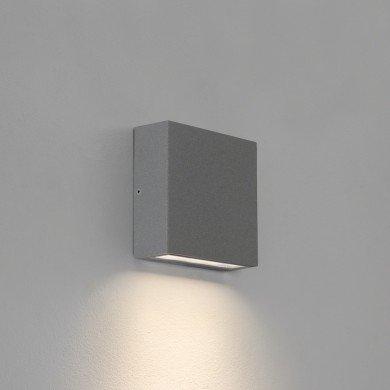 Astro Lighting - Elis Single LED 1331010 (8199) - IP54 Textured Grey Wall Light
