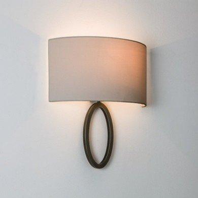 Astro Lighting - Lima 1318009 (8235) - Bronze Wall Light Excluding Shade