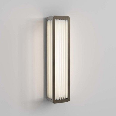 Astro Lighting - Boston 370 1370004 (8330) - IP44 Bronze Wall Light