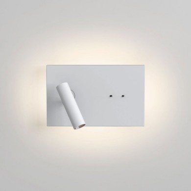 Astro Lighting - Edge Reader Mini LED 1352018 (8408) - Matt White Reading Light