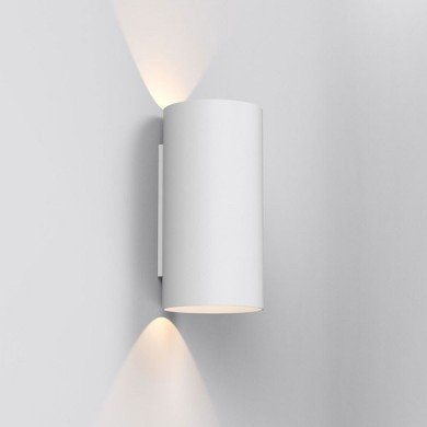 Astro Lighting - Yuma 240 LED 1399009 (8431) - Textured White Wall Light