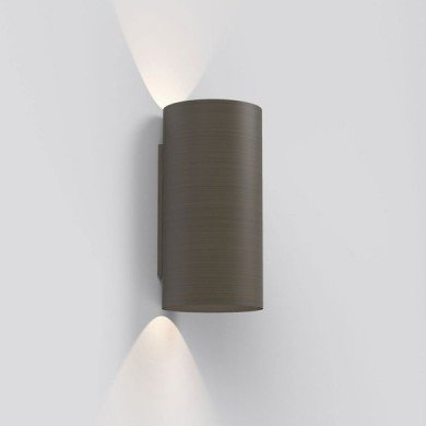 Astro Lighting - Yuma 240 LED 1399012 (8434) - Bronze Wall Light