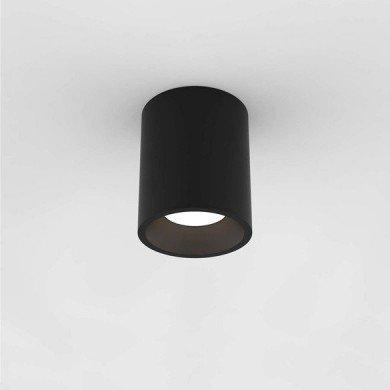 Astro Lighting - Kos Round 140 LED 1326017 (8511) - IP65 Textured Black Surface Mounted Downlight