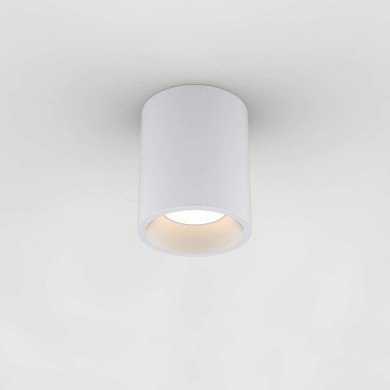Astro Lighting - Kos Round 140 LED 1326019 (8513) - IP65 Textured White Surface Mounted Downlight