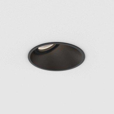 Astro Lighting - Minima 25 1249026 (8535) - Matt Black Downlight/Recessed Spot Light