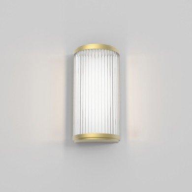 Astro Lighting - Versailles 250 1380015 (8545) - IP44 Matt Gold Wall Light