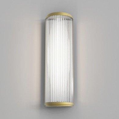 Astro Lighting - Versailles 400 1380016 (8546) - IP44 Matt Gold Wall Light