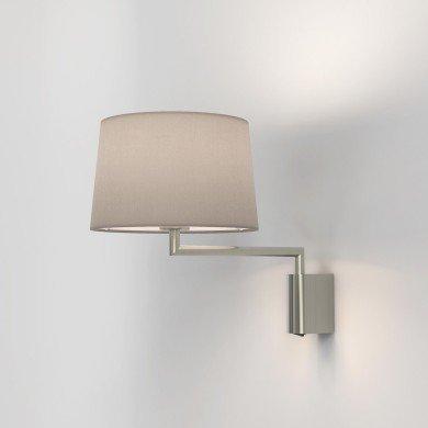 Astro Lighting - Telegraph Swing 1404002 (8563) - Matt Nickel Wall Light Excluding Shade