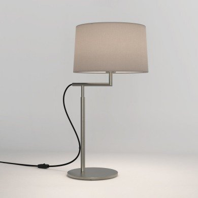 Astro Lighting - Telegraph Table 1404005 (4597) - Matt Nickel Table Lamp Only
