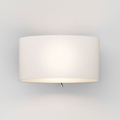 Astro Lighting - Tokyo switched 1089002 (569) - White Glass Wall Light