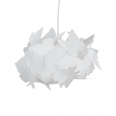 White Butterfly Easy Fit Light Shade