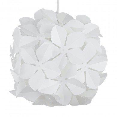 White Flower Easy Fit Light Shade