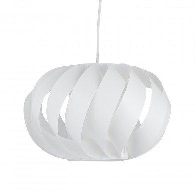 White Swirl Easy Fit Light Shade