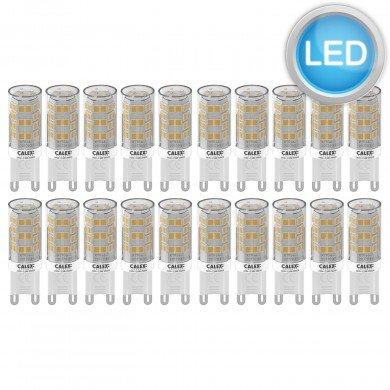 Set of 20 x G9 2.9W LED Bulbs in Warm White