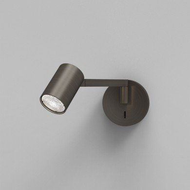 Astro Lighting - Ascoli Swing 1286067 - Bronze Reading Light