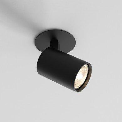 Astro Lighting - Ascoli Recessed 1286080 - Matt Black Spotlight