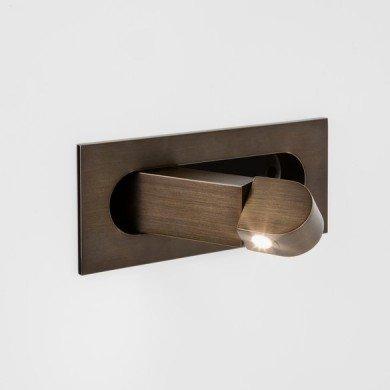Astro Lighting - Digit LED II 1323011 - Bronze Reading Light