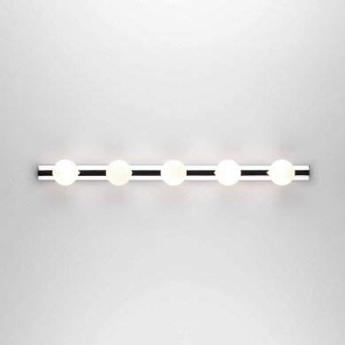 Astro Lighting - Cabaret Five 1087003 (957) - IP44 Polished Chrome Wall Light