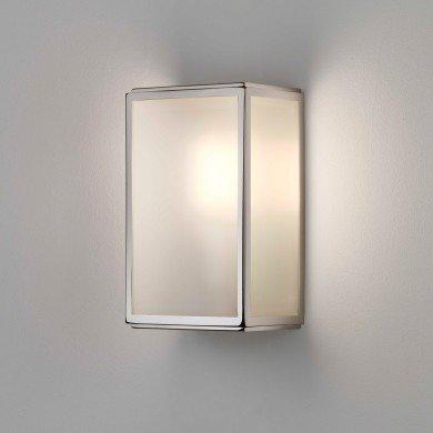 Astro Lighting - Homefield Sensor 1095016 (7857) - IP44 Polished Nickel Wall Light