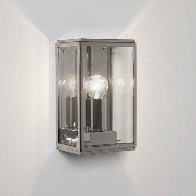 Astro Lighting - Homefield 130 1095014 (7591) - IP44 Polished Nickel Wall Light