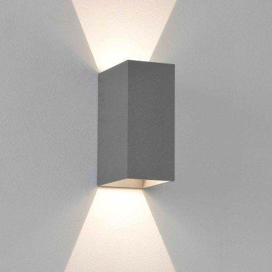 Astro Lighting - Oslo 160 LED 1298006 (7494) - IP65 Textured White Wall Light
