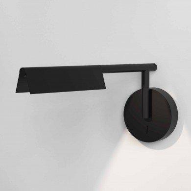 Astro Lighting - Fold Wall LED 1408002 - Matt Black Reading Light