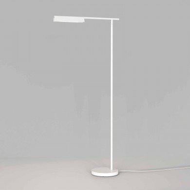 Astro Lighting - Fold Floor LED 1408007 - Matt White Floor Stand