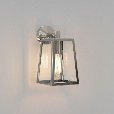 Astro Lighting - Calvi Wall 215 1306002 (7106) - Polished Nickel Wall Light