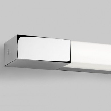 Astro Lighting - Romano 600 1150001 (667) - IP44 Polished Chrome Wall Light