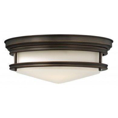 Elstead - Hinkley Lighting - Hadley HK-HADLEY-F-OZ Flush Light