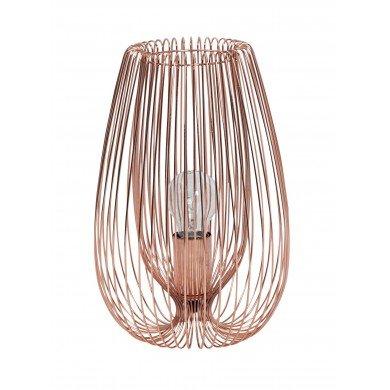 Copper Wire 60W E27 Table Lamp
