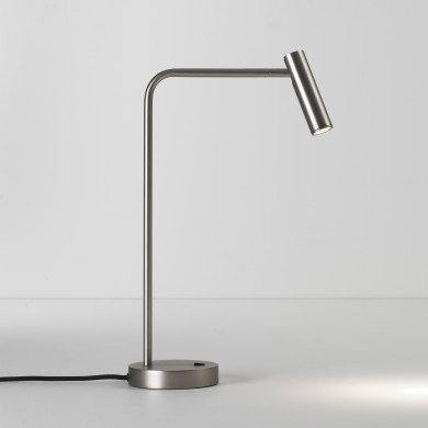 Astro Lighting - Enna Desk LED 1058057 (4578) - Matt Nickel Table Lamp