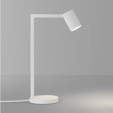 Astro Lighting - Ascoli Desk 1286016 (4580) - Matt White Table Lamp