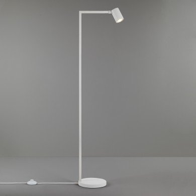 Astro Lighting - Ascoli Floor 1286018 (4582) - Matt White Floor Stand