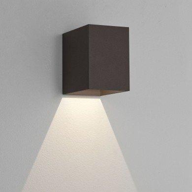 Astro Lighting - Oslo 100 LED 1298004 (7109) - IP65 Textured Black Wall Light