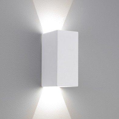Astro Lighting - Parma 160 LED 3000K 1187001 (886) - Plaster Wall Light