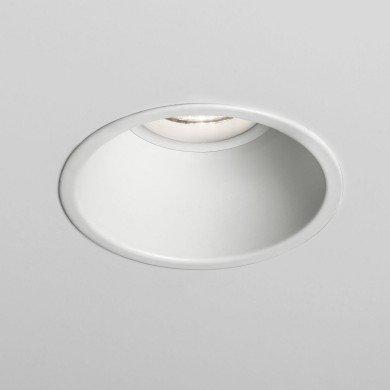 Astro Lighting - Minima Round LED 1249005 (5701) - Textured White Downlight/Recessed Spot Light