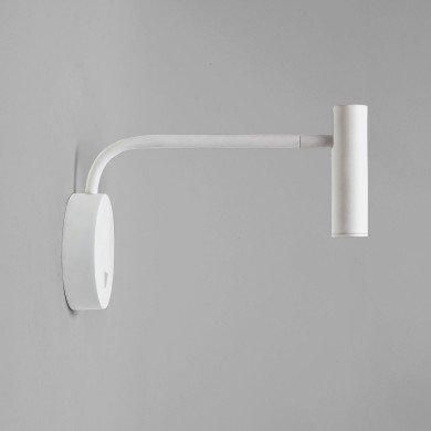 Astro Lighting - Enna Wall LED 1058032 (7588) - Matt White Reading Light